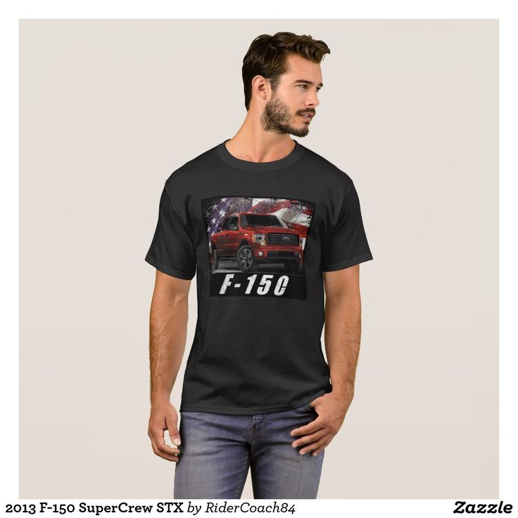 2013 F-150 SuperCrew STX T-Shirt