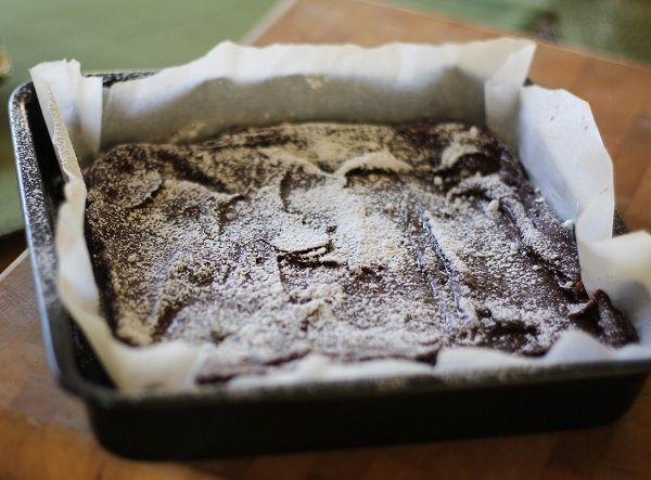 Garbanzo Bean Brownies (gluten free) http://www.theroastedroot.net