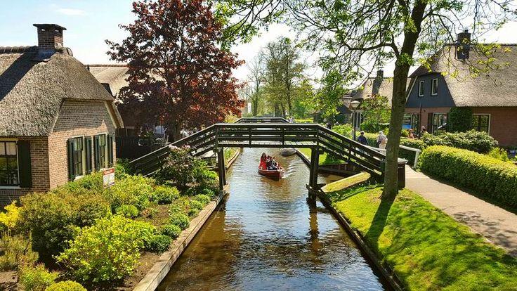 Giethoorn, mica Veneție a Olandei: destinație de city break sau de retras la pensie :) | Printesa Urbana