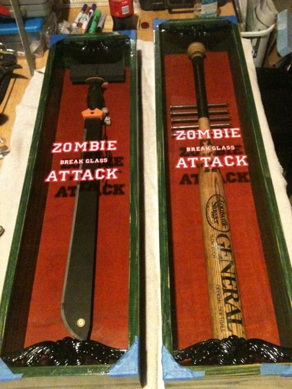 Man Cave Zombie Survival Kit : Best zombie apocalypse kit images on pinterest