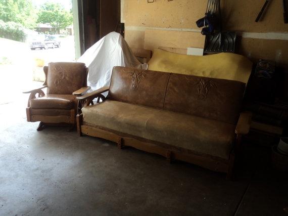 Vintage Western Furniture 114
