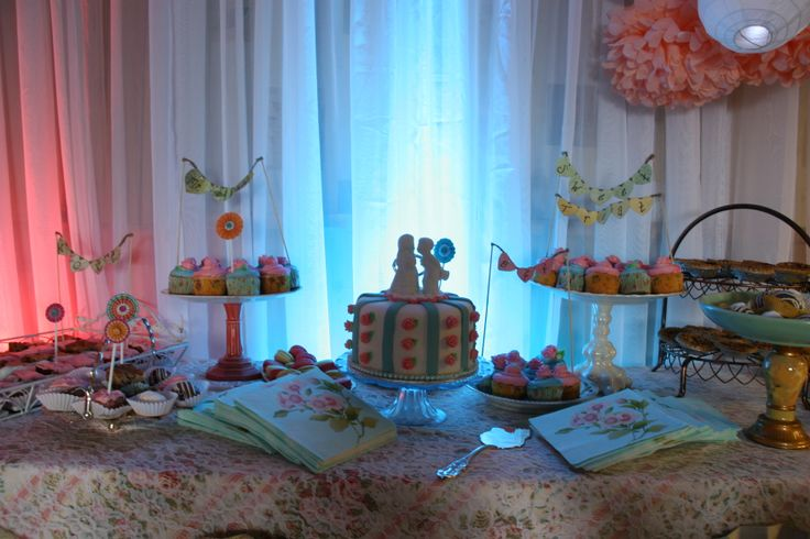 Sweets table! #dessert #wedding