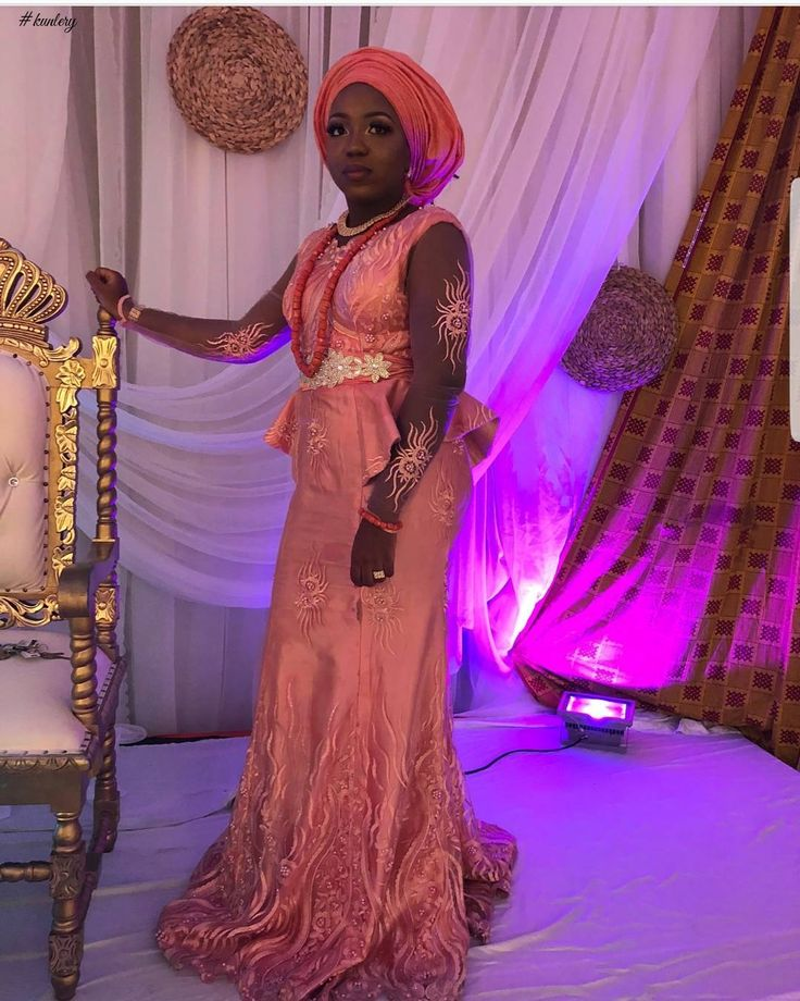 PARTY STUNNERS! THE BEST AND THE LATEST ASO EBI STYLES FROM THE OWAMBE COLLECTIONS