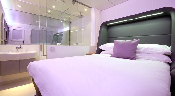 Yotel Amsterdam Schiphol Airport - Transit Hotel Schiphol YOTEL Schiphol Airport is located in Lounge 2 inside the transit area of Schiphol Airport. This transit hotel is only accessible for guests in transit or for guests who are checked in on an outbound flight.
