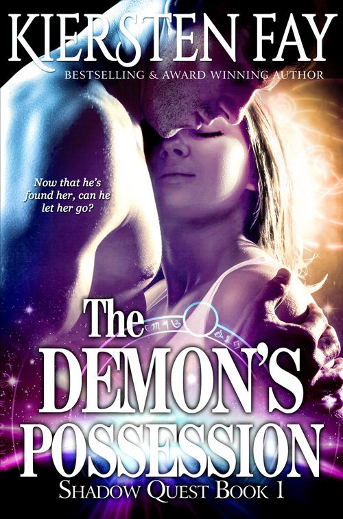 Demon Possession - Book 1 of my paranormal and sci-fi romance series. #Romance #Books #Paranormal #Author #Series