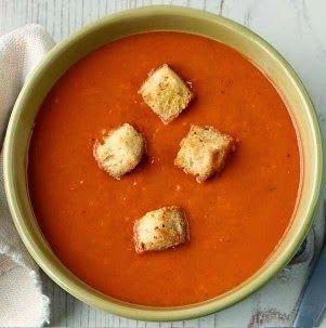 Panera Soup Recipes: Panera Tomato Soup Recipe