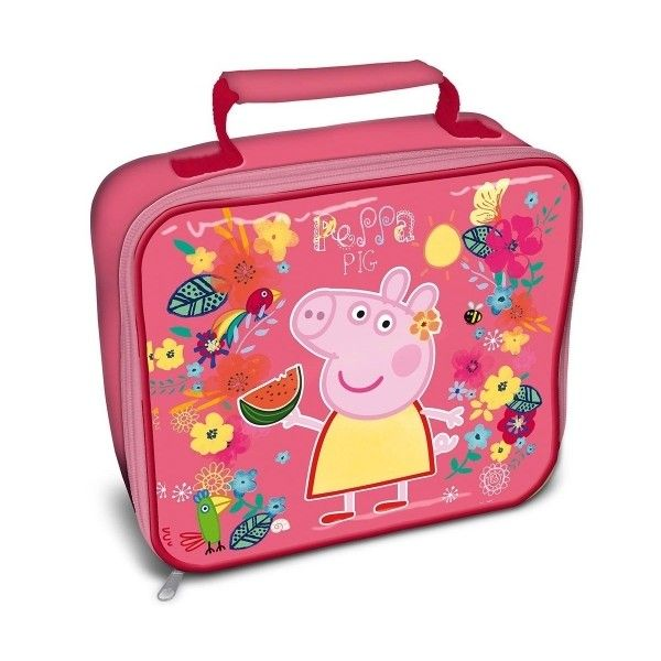 Peppa Pig Tropical Lunch Bag (38.750 COP) ❤ liked on Polyvore featuring home, kitchen & dining and food storage containers