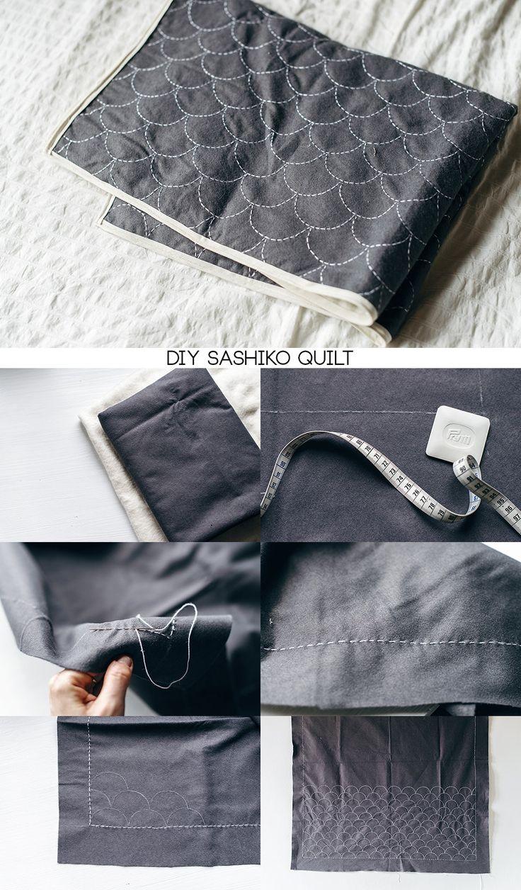 sashiko quilt