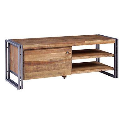 46 best Inrichting huis images on Pinterest Living room ideas - meuble tv home cinema integre watts