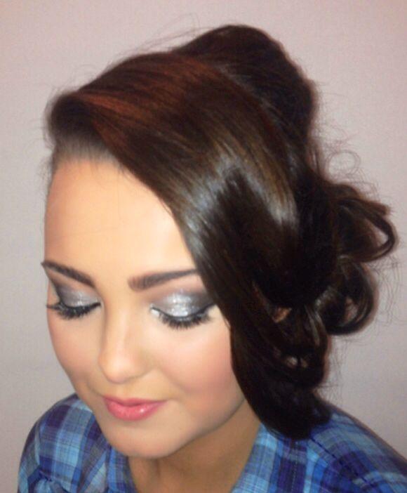Marguerite Graduation Makeup x