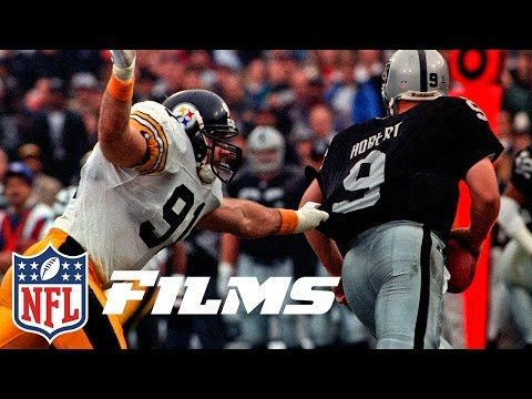 Kevin Greene Becomes a Steeler & Blitzburgh is Born | NFL Films | Kevin Greene: A Football Life - YouTube