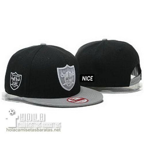 Gorras Planas Baratas NFL Oakland Raiders 013KT  €13.9
