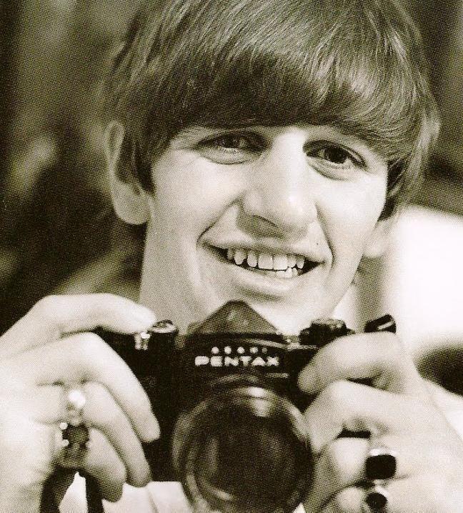 Ringo & camera