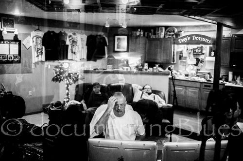 Blues for a Cure Recording Session in Cadiz, Ohio #documentingBlues