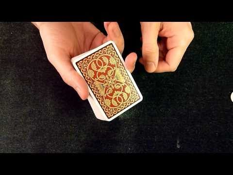 Explications du tour de magie des cartes fantomes - YouTube