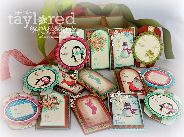 Christmas tagsChristmas Cards, Tags Christmas, Gift Boxes, Christmas Crafts, Gift Wraps, Gift Tags, Taylors Express, Christmas Tags, Paper Crafts