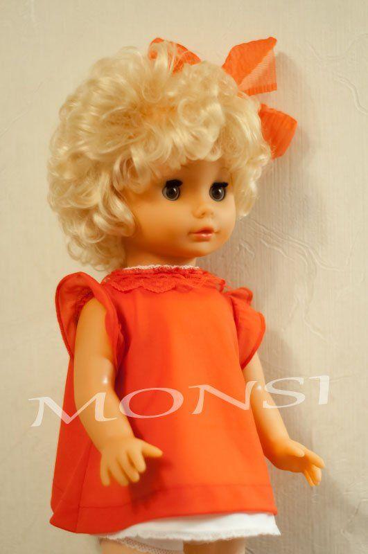 Блондинка из ГДР ищет новый дом. / Куклы детства / Шопик. Продать купить куклу / Бэйбики. Куклы фото. Одежда для кукол