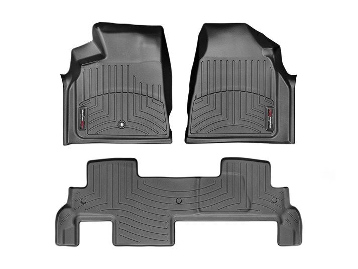 2017 Chevrolet Traverse Floor Mats Laser Measured For A Perfect Fit