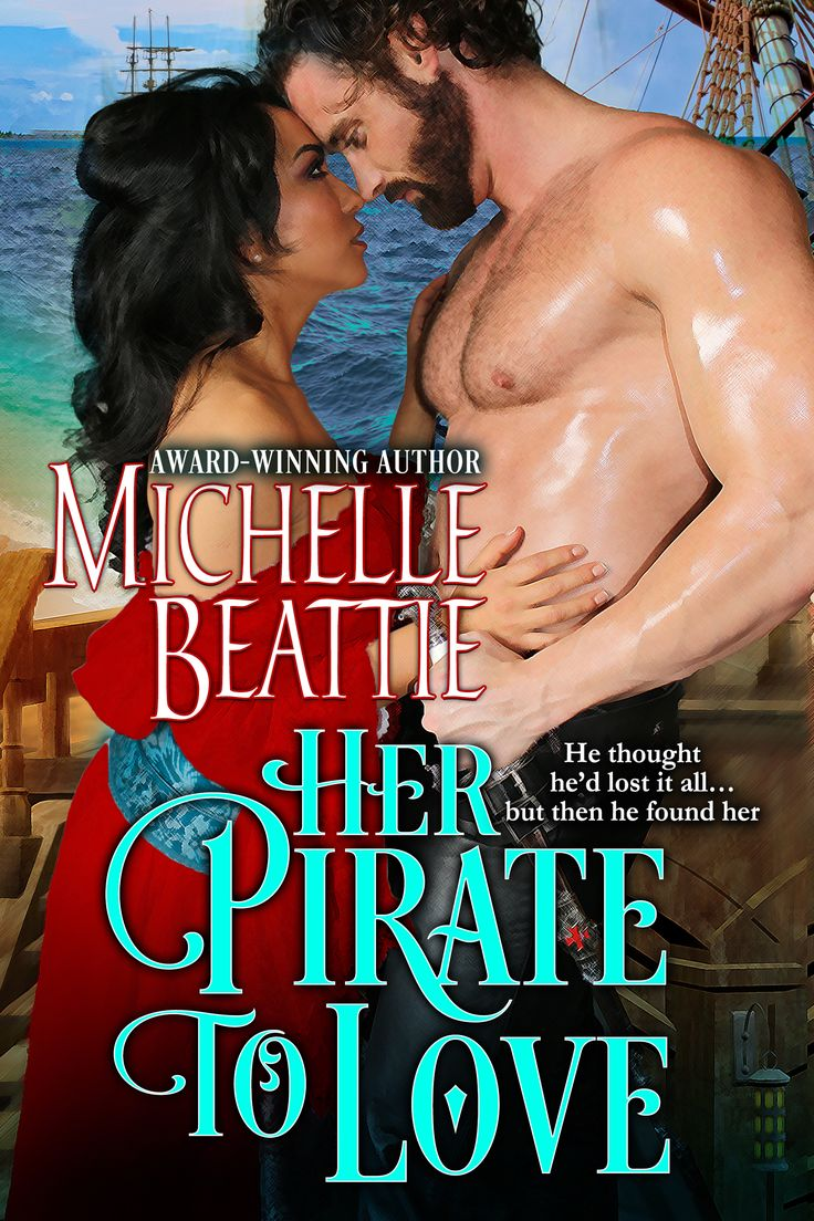 His deepest wish  Notorious pirate Sam Steele is driven by grief, so he plunders and pirates while doing his best to forget the man he was, what he lost, and what he yearns to have again. A task that proves impossible when an unexpected turn of events brings a woman aboard. Her greatest fear  Grace … Continue reading Her Pirate to Love →