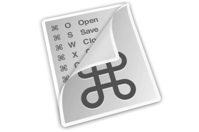 Trouble With Keyboard Shortcuts? CheatSheet: Tom's Mac Software Pick