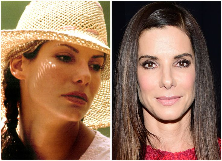 See What Sandra Bullock, Mae Whitman and the Rest of the 'Hope Floats' Cast Looks Like Now!