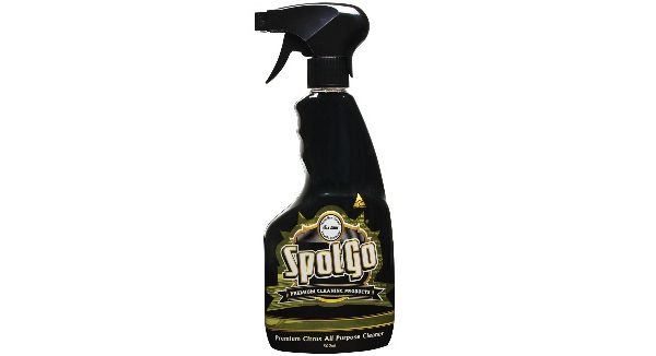 SpotGo Citrus All Purpose Cleaner - Utilising some of the most powerful cleaning agents in the commercial cleaning industry before being reformulated for safe domestic use, SpotGo All Purpose Citrus Spray easily removes dirt and grime, leaving a fresh, citrus fragrance. This powerful, yet gentle cleaner is ideal for bench tops, sinks, cook tops, baths, basins, showers, tiles, toilets, walls and vinyl surfaces.