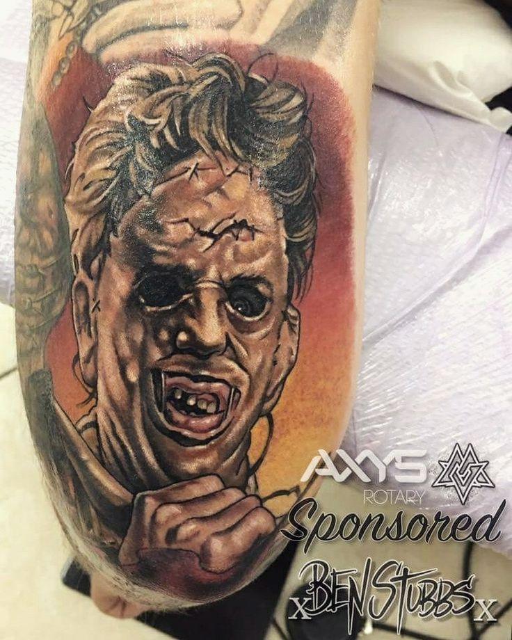 17 Best Ideas About Horror Tattoos On Pinterest