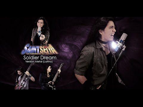 Saint Seiya Soul of Gold Opening - Soldier Dream (Latino) | Versión Metal (Paulo Cuevas) - YouTube