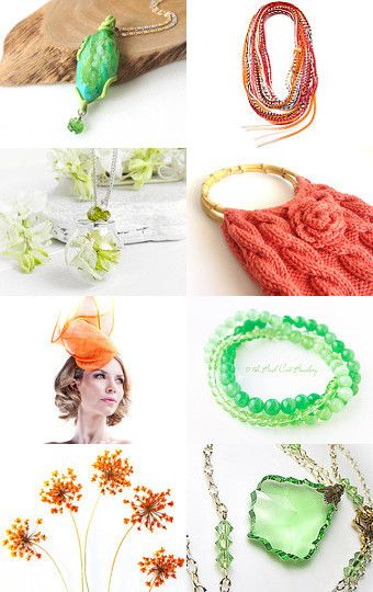 Summer!! by Marzena on Etsy--Pinned with TreasuryPin.com