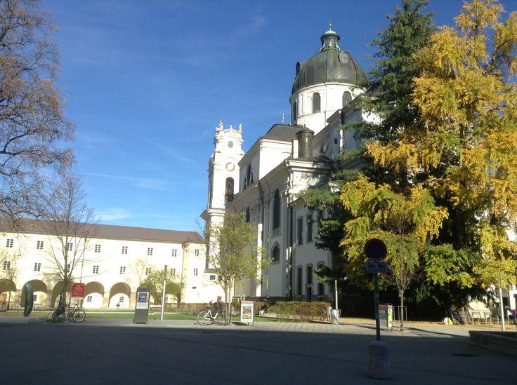 Зальцбург, западная Австрия