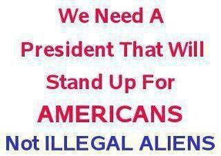 A President who is AMERICAN!!!