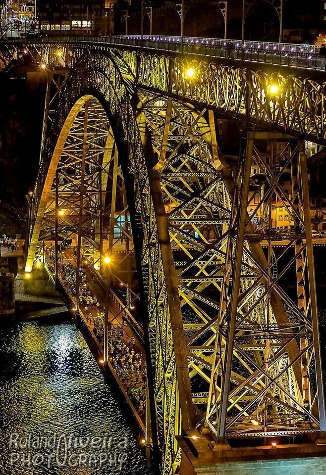 Ponte Luis I - Porto - Portugal