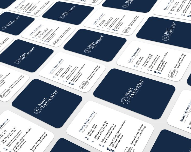 V1 of the rounded business cards we designed for a client project.