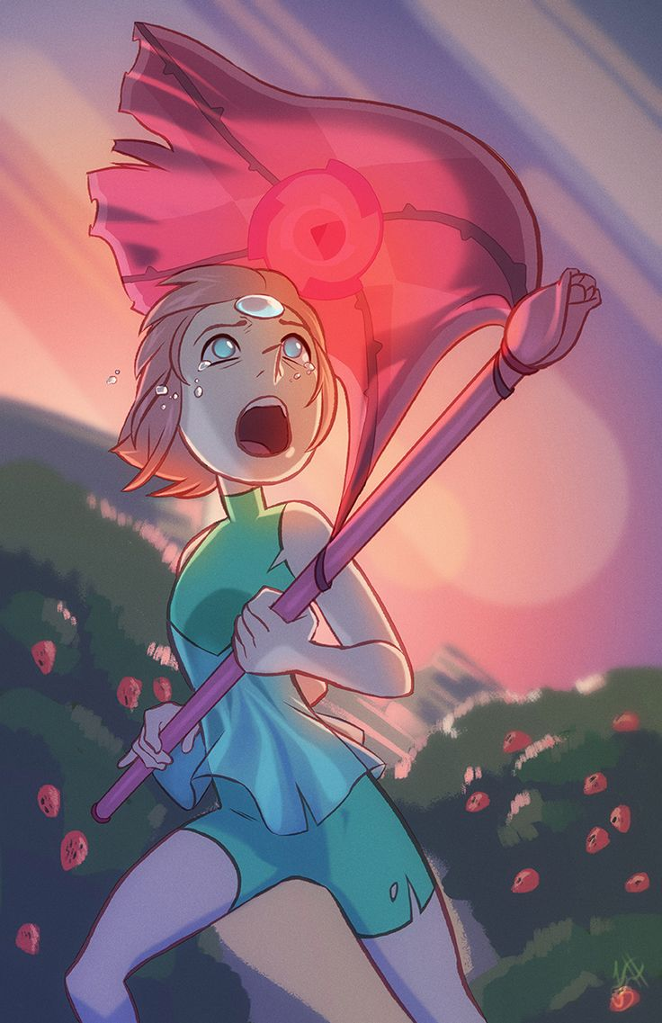 there are other worlds than these - Okay so I love Pearl a lot and I identify with her...