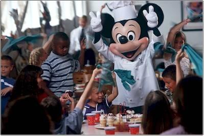 Chef Mickey's! Located in Disney's Contemporary Resort!Walt Disney World, Chefmickey, Character Meals, Chefs Mickey, Disney Dining Plan, Disney Trips, Dining Plans, Disney Character, Disney Worlds