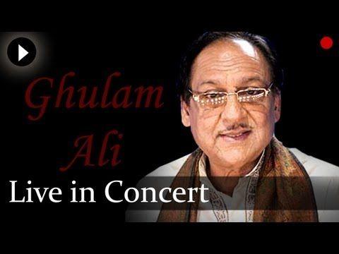 Top 5 Ghulam Ali Ghazals Collection | Best of Ghulam Ali Songs - YouTube