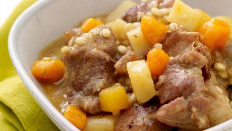 Traditional Lamb Stew