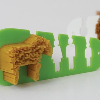 Spaghetti Measuring Tool   Another Kitchen Gadget I