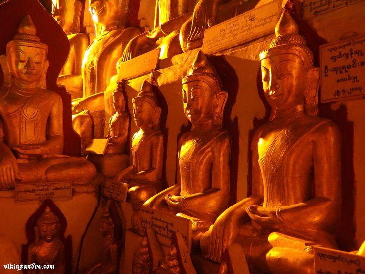 Pindaya Caves, Myanmar (vikingandre.com)