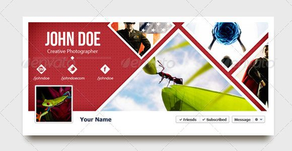 Facebook Timeline - Creative - Premium and Free Graphics | Display ...