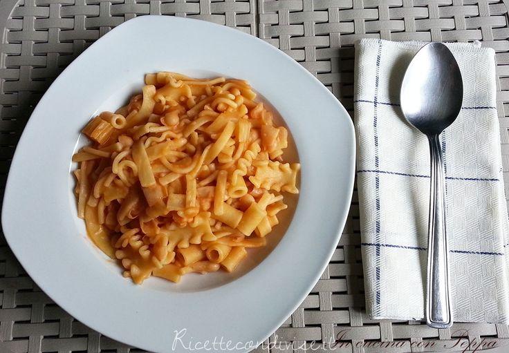 Ricetta pasta con fagioli