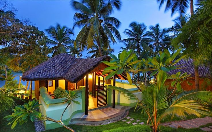 The #villas at #Fragrant #Nature #Resort have been #designed to pamper all your senses! A #RareIndia #Retreat Explore More: http://bit.ly/VOPNID