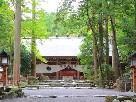 椿大神社  (一宮)