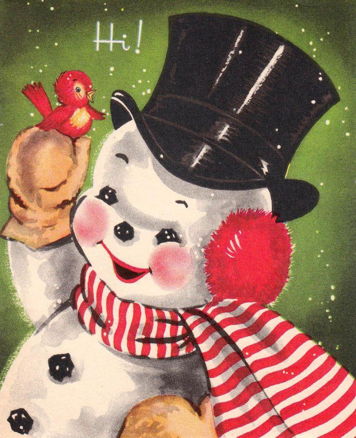 Vintage Holiday Images & Cards: Vintage Christmas Postcards