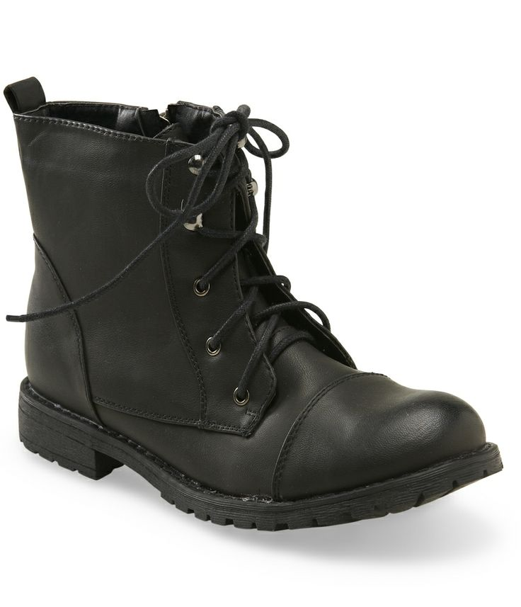 Short Combat Boot from Aeropostale