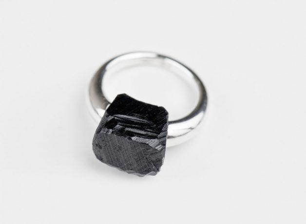 pierscionek chudy thin ring jewellery silver hochglance