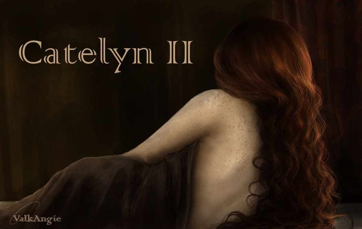 AGOT Catelyn II banner - art by ValkAngie