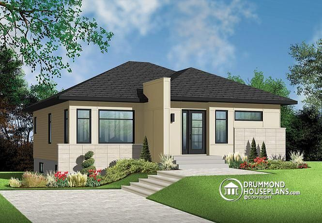 Images On The Theme Of Contemporary Bungalow House Designs