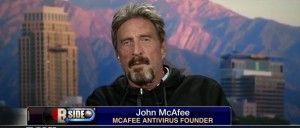 John McAfee on Obamacare: 'This is a hacker's wet dream' [VIDEO]   Contact me for the only identity theft restoration service by a worldwide company. www.tommccainonline.com