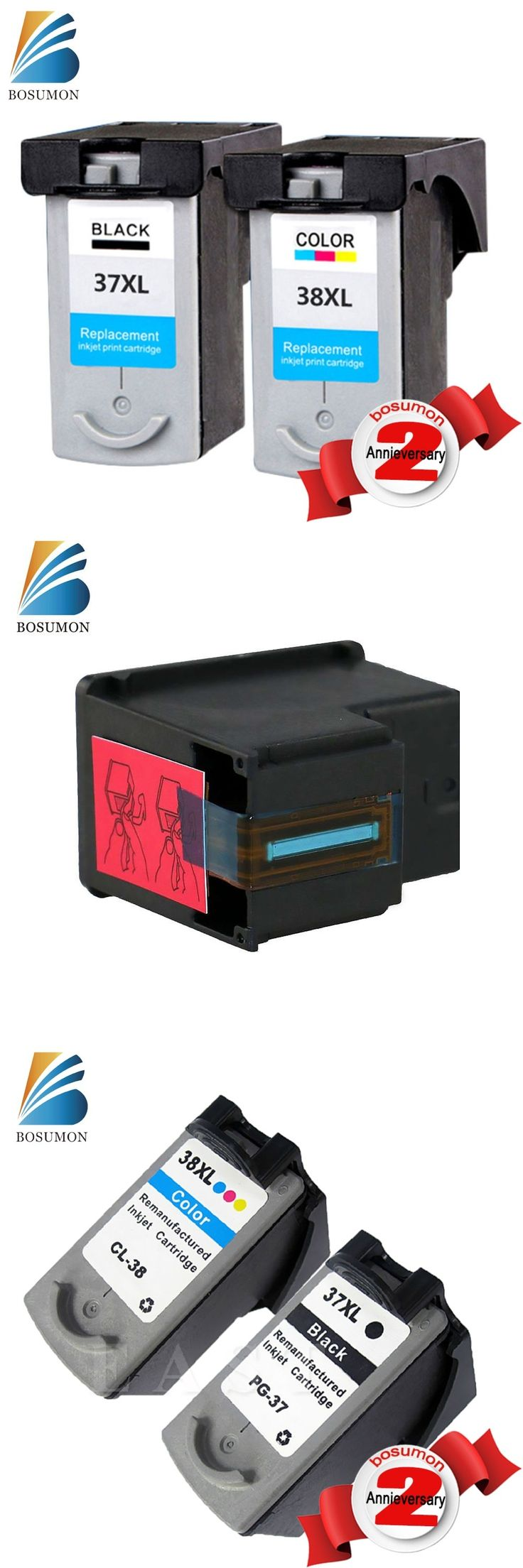 for canon ink cartridges for print PG37 CL38 PG-37 CL-38 Ink Cartridges For IP 1800 /1900 /2500 /2580/2600 MP 140 /160/190